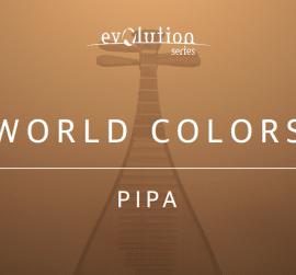 Evolution Series World Colors Pipa v1.0 KONTAKT