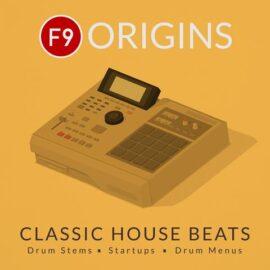 F9 Origins Beats Classic House Beats KONTAKT 5.8+