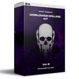 Ghosty World Wide Drilling Kit Vol. 3 WAV
