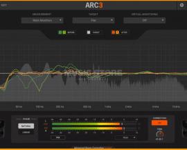 IK Multimedia ARC System 3 v3.0.2b (MacOS)