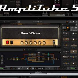 IK Multimedia AmpliTube 5 MAX v5.2.0B (Mac OS X)