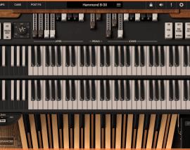 IK Multimedia Hammond B-3X v1.3.3 (MacOS)