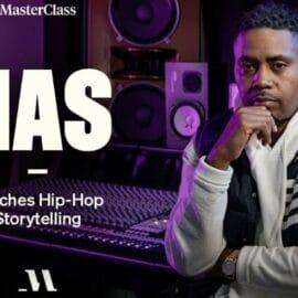 MasterClass Nas Teaches Hip-Hop Storytelling TUTORiAL-10000HOURS