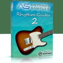 Rhythm Guitar 2 Antonov Samples (KONTAKT)