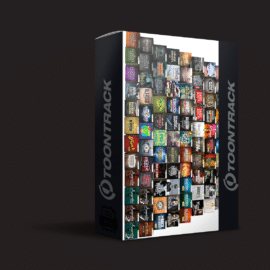 Toontrack Drum MIDI Expansion Packs 2021 [WiN-OSX]
