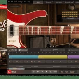 Toontrack Hard Rock EBX v1.0.0 (SOUNDBANK)