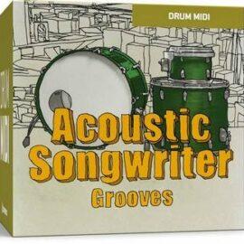 Toontrack Midi Packs – Acoustic Songwriter Grooves