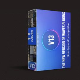 Waves Complete v13 11.10.21 (WIN+MAC) FULL VERSION