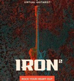 uJAM Virtual Guitarist IRON2 v1.0.0 [WIN]